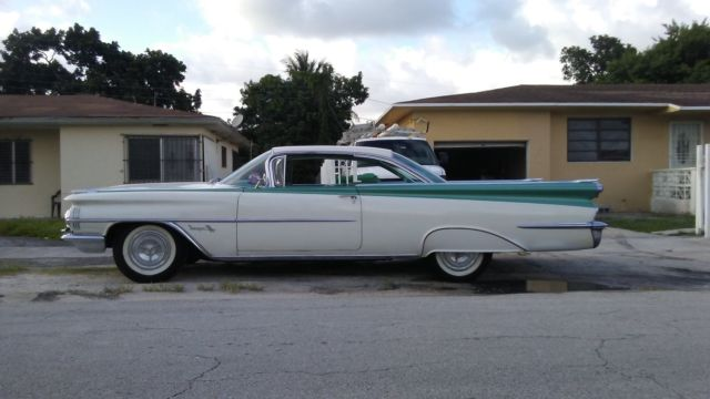 1959 Oldsmobile Other 2D HT no Posts
