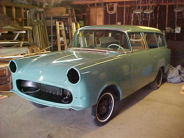 1959 Opel Other