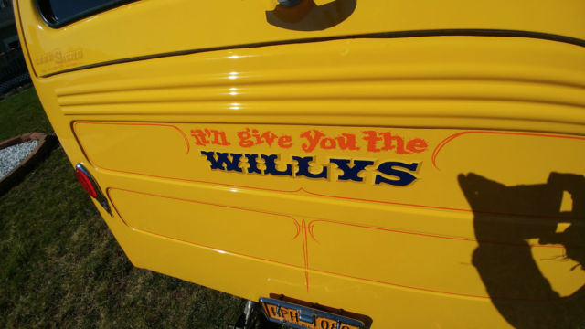 1959 Willys none