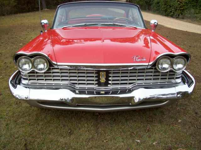 1959 Plymouth Fury