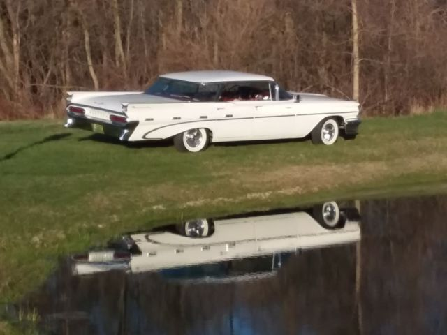 1959 Pontiac Bonneville Flat Top for sale: photos ...