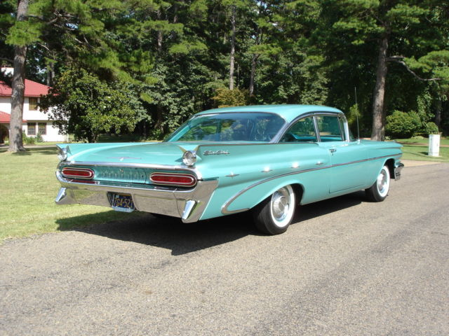 1959 pontiac star chief 2 door post for sale photos. Black Bedroom Furniture Sets. Home Design Ideas