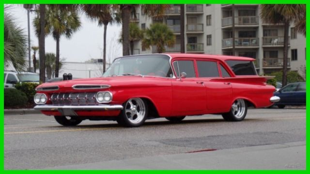1959 Chevrolet Other PRO TOURING-PROFESSIONALLY FULLY RESTORED-