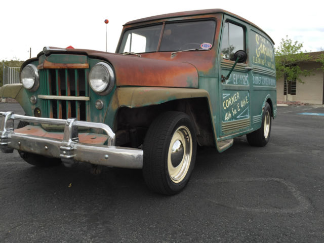 1959 Willys Panel
