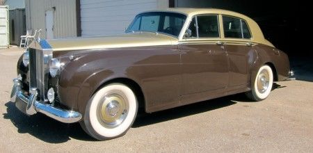 1959 Rolls-Royce Other Saloon