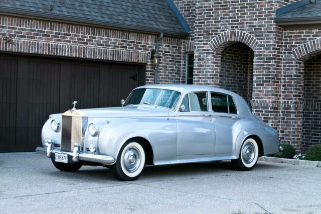 1959 Rolls-Royce 1959 Silver Cloud