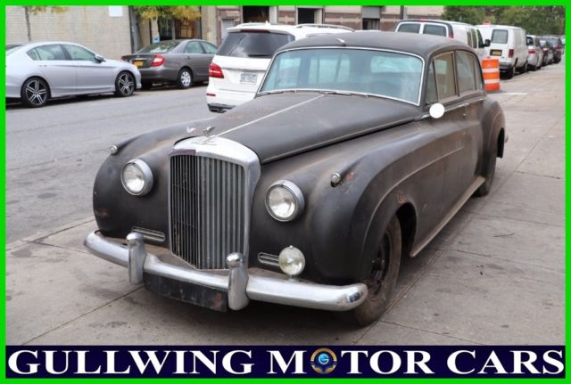 1959 Bentley S1 LHD Saloon Factory Partition