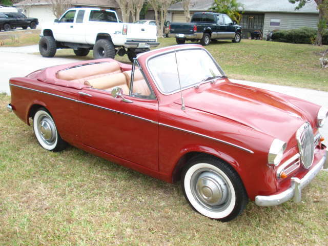 1959 Other Makes Gazelle