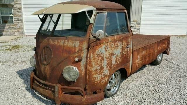 1959 Volkswagen Bus/Vanagon single cab