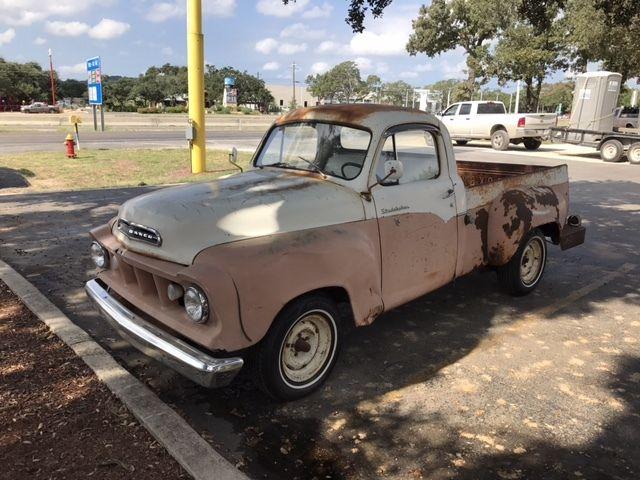 1959 Studebaker 4E7 Barn Find Truck Pickup Original E ...  1959 Studebaker...