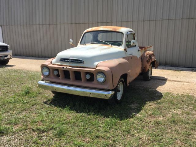 1959 Studebaker Truck/ With V8(289) for sale: photos ...  1959 Studebaker...