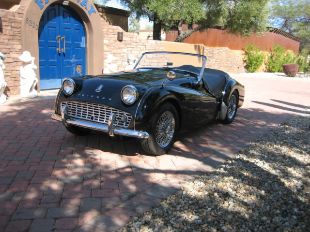 1959 Triumph Other