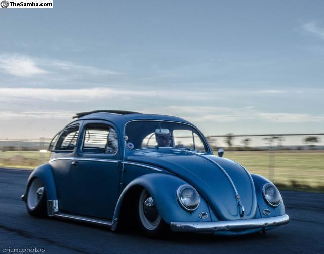 1959 Volkswagen Beetle Euro Ragtop Amp Semaphores For Sale