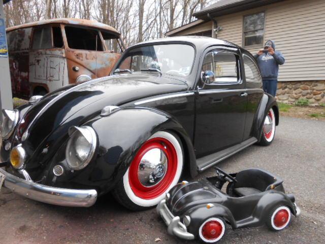 Punch Buggy Price 1959 Volkswagen Beetle Sedan Vw Bug Black