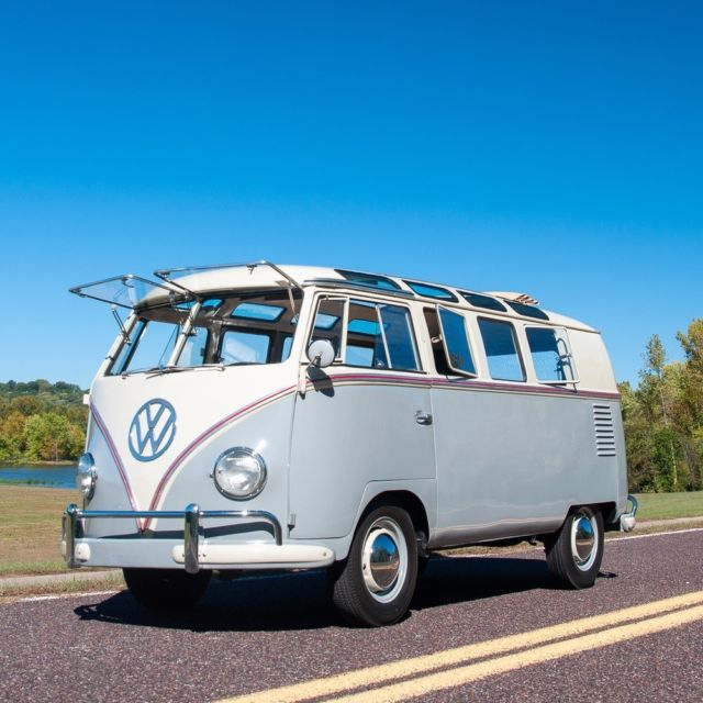 1959 Volkswagen Bus/Vanagon Bus 19-Window