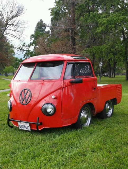 1959 volkswagen bus shorty oldschool custom for sale photos technical specifications description. Black Bedroom Furniture Sets. Home Design Ideas