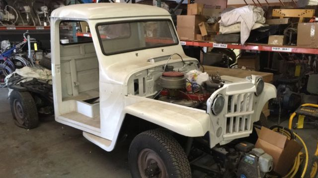 1959 Willys 439
