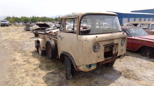 1959 Willys Jeep Fc 170 4x4 No Reserve For Sale Photos