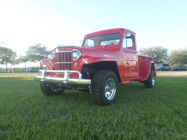 1959 Willys PICK UP ``
