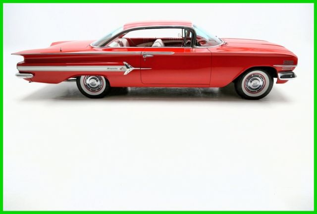 1960 Chevrolet Impala 348 tri-power 4 speed