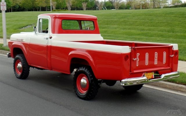 1960 4x4 pickup used pickup truck for sale photos technical specifications description. Black Bedroom Furniture Sets. Home Design Ideas