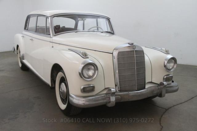 1960 Mercedes-Benz 300-Series Adenauer