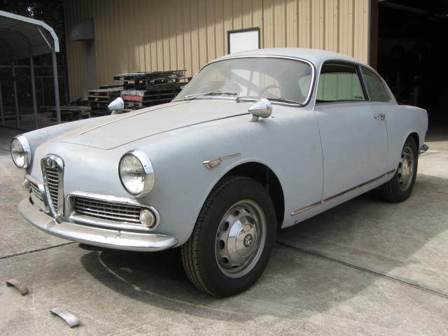 1960 Alfa Romeo Other