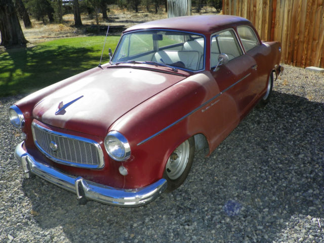 1960 american motors rambler 2 door sedan 60 hot rod for American classic motors for sale