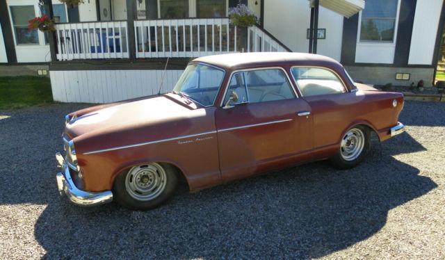 1960 American Motors Rambler 2 Door Sedan 60 Hot Rod