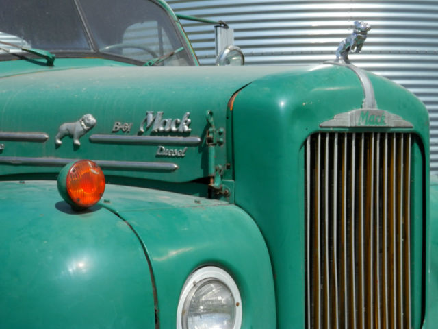 1960 Other Makes B 61 Mack