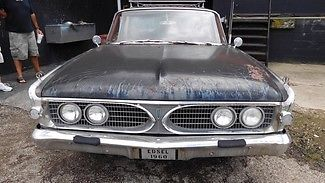 1960 Edsel VILLAGER BARN FIND