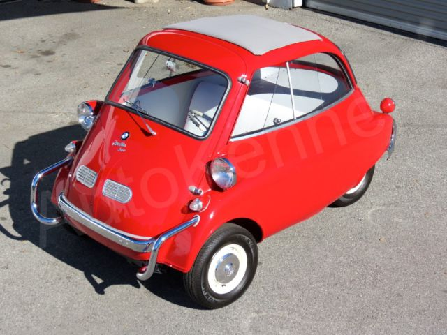 1960 BMW Other Isetta 300