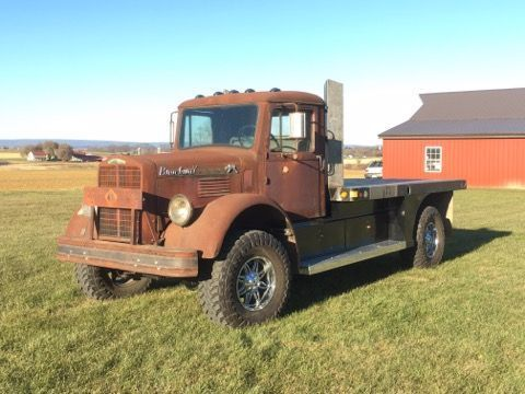 Nv4500 Transmission For Sale >> 1960 Brockway Cummins diesel rat rod for sale: photos ...