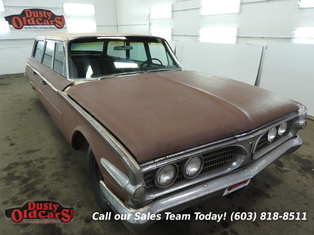 1960 Edsel Ranger Wagon Motor with Car Trans In Project or Parts