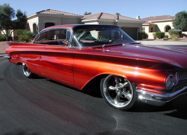 1960 Buick Invicta Bubble Top Resto Mod Pro Touring Not