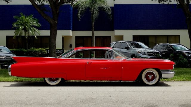 1960 Cadillac Other MODEL 62 ELDORADO LOOK A LIKE COUPE DEVILLE