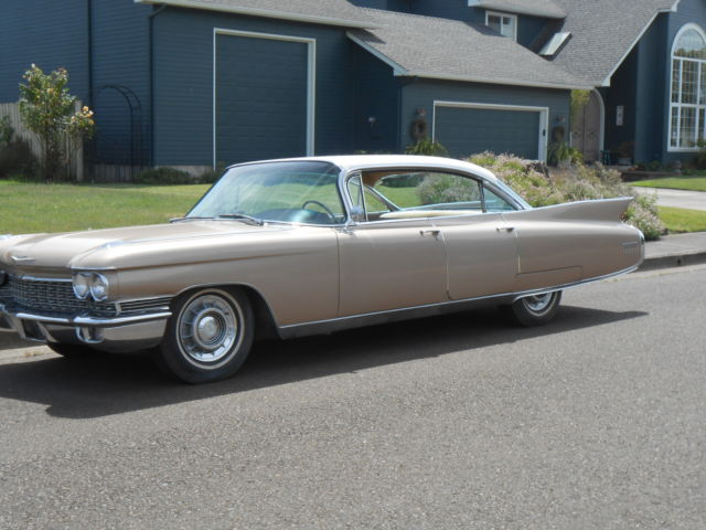 1960 Cadillac Fleetwood SIXTY SPECIAL