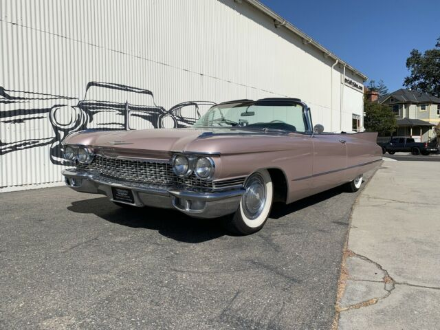 1960 Cadillac Other No trim field