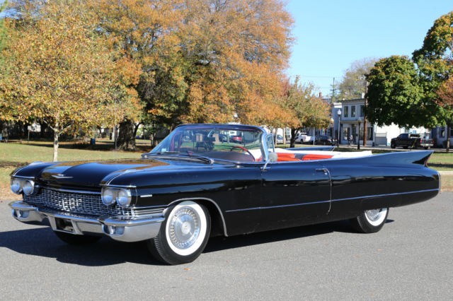 1960 Cadillac Other SERIES 62 CONVERTIBLE