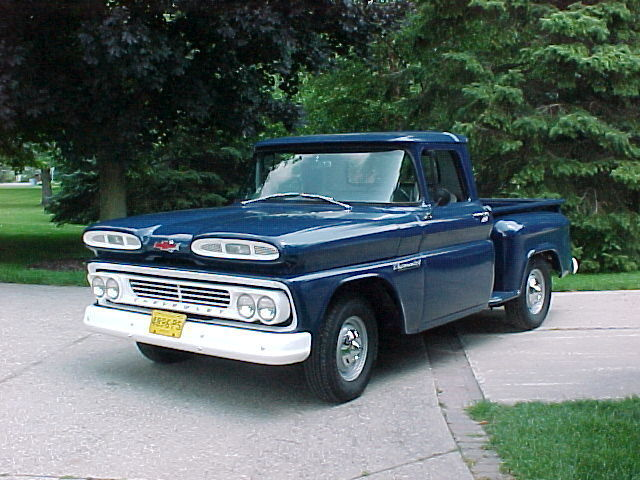 1960 chevy apache 10 for sale