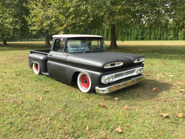 1960 Chevrolet Other Pickups Apache
