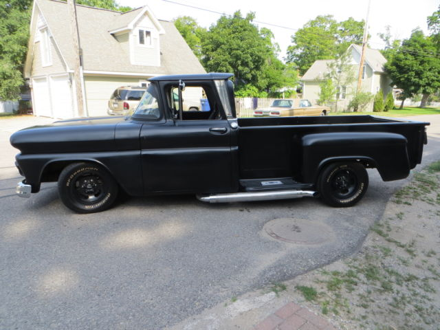 1960 chevrolet apache step side long box pick up for sale