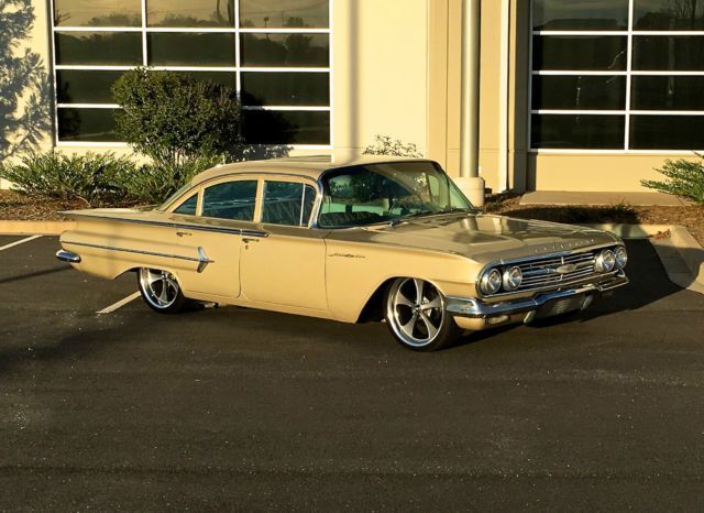 1960 Chevrolet Bel Air/150/210 LS Power with New Air Condition