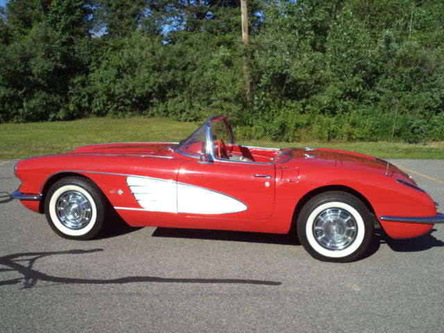 1960 Chevrolet Corvette SIMILAR TO 1956 OR 1957 OR 1958 OR 1959 OR 1961