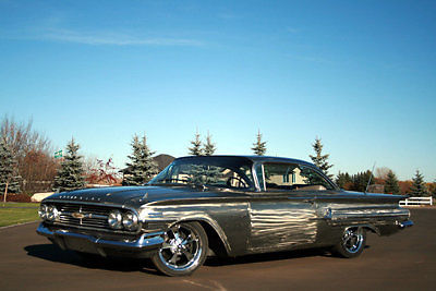 1960 Chevrolet Impala REAL STEEL CLEAR COAT HARDTOP - WOW!