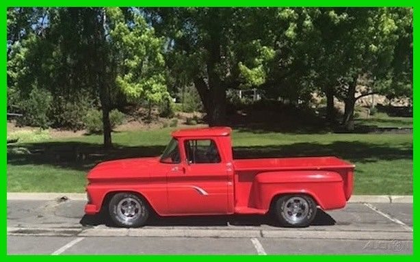 1960 Chevrolet Short Wide Lots of Chrome