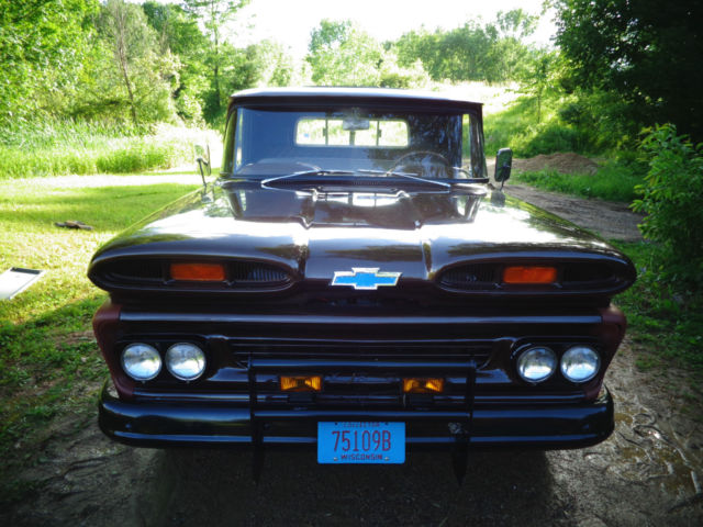 1960 Chevrolet Other Pickups Apache C-10