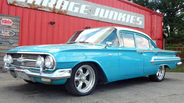 1960 Chevrolet Bel Air/150/210