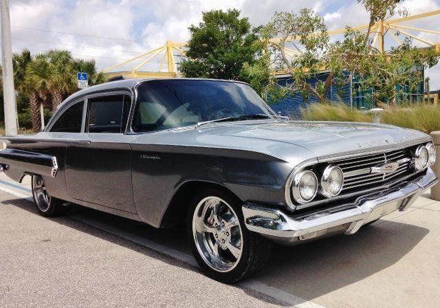 1960 chevy impala biscayne lt 1 a c all pwr ultra hi end. Black Bedroom Furniture Sets. Home Design Ideas