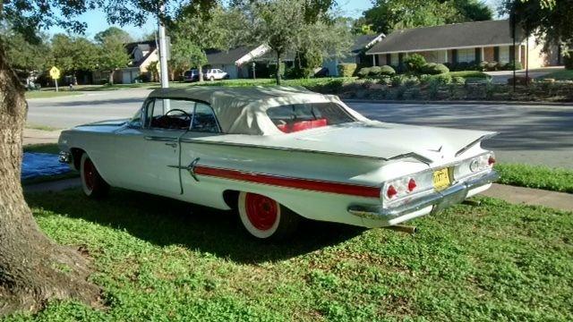 89036 1960 Chevy Impala Convertible 289 Matching Son Chevy Ss 1965 Chevrolet Impala